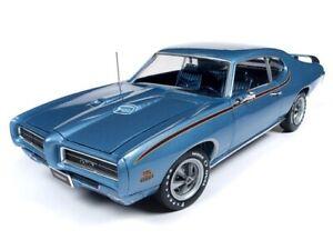 ERTL Pontiac GTO Judge (MCACN) 1969 Blue 1:18 AMM1171