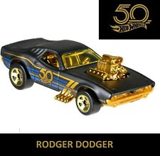 Rodger Dodger. Hot Wheels 50th Anniversary. Frn36. New in Blister Package!