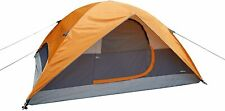 4 Person 9*7 Feet Cabin Base Camp Family Shelter Tent Outdoor Camping