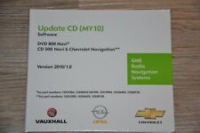 OPEL,Bosch Navi Software Update CD500,DVD800 Astra J,Insignia,Meriva-B-MJ2010