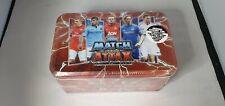 NEW Match Attax 2012/2013 Large Tin Football Card Storage Box 2012/13 12/13