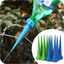 20pcs Automatic Watering Irrigation Spike Garden  Flower Water Drip Sprinkle AUS