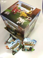 Minecraft Hangers Series 2 Full CDU Display Box 24 x Packs Wholesale Job Lot NEW