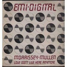"Morrissey - Mullen Vinile 12"" Love Don't Live Here Anymore / EMI Nuovo"
