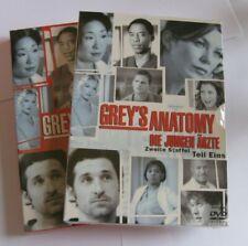 Grey's Anatomy Stagione 2 Parte 1 e 2 (Cofanetti Box 8 DVD) nuovissimo sigillato