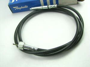 """Raybestos 48567 Speedometer Cable - Lower - 57-3/4"""" Long"""