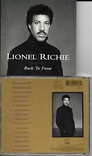 CD 16 TITRES LIONEL RICHIE BACK TO FRONT BEST OF 1992 MOTOWN 530 018-2