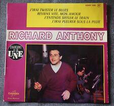 Richard Anthony, j'entends siffler le train, EP - 45 tours