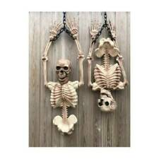 Skeleton Plastic Party Hanging Decorations