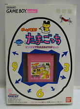CONSOLE GAME BOY POCKET PINK LIMITED TAMAGOTCHI EDITION NINTENDO NTSC JAPAN NEW