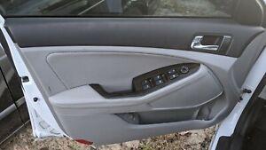 2015 Kia Optima window regulator and motor left front module OEM 82471-4C500