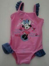 Maillot de bain 1 piece bebe fille 6 mois (disney)minnie NEUF