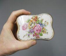 Ancienne boite en porcelaine de limoges
