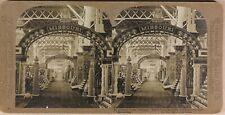 USA Louisiana Purchase Exposition Missouri Photo Stereo 1904