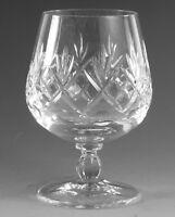 "Royal ALBERT Crystal - VICTORIA Cut - Brandy Glass / Glasses - 4 1/2"""