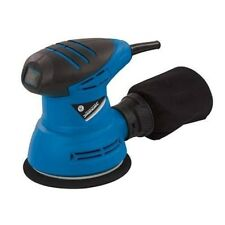 Silverline Diy 240w Random Orbit Sander 125mm 240w - 870944 Smooth Finish 10 Pk
