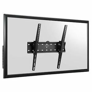 "Slim Forward Tilt TV Wall Mount Bracket 32"" to 55"" LED LCD 3D 4K Plasma Smart TV"