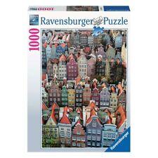 RAVENSBURGER PUZZLE DANZIG IN POLEN 1000 TEILE