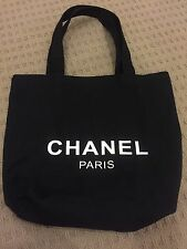 New Chanel VIP Gift Canvas Tote bag limited edition
