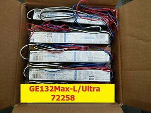 GE GE132Max-L/Ultra 1-Lamp T8 72258 Electronic Ballast 120-277V (BRAND NEW)