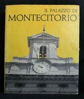 IL PALAZZO DI MONTECITORIO. AA.VV. Editalia.