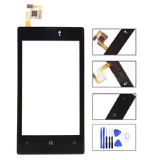 Front Touch screen Digitizer Pad Panel Glass Lens 100% For Nokia Lumia 520 525
