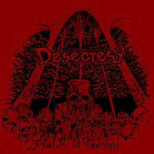 Desecresy-Arches of Entropy-LP-DEATH METAL