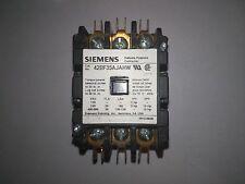 195306 Siemens 42BF35AJAHW Definite Purpose Controller 240 Volt 40 Amp