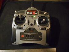 Spektrum DX5e transmitter for radio RC