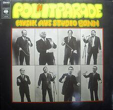 LP POL(H)ITPARADE - musique de la studio bonn, nm
