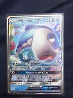 Wishiwashi GX Ultra Rare NM Cosmic Eclipse 63/236 Pokemon TCG PSA10?
