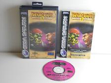 Warcraft II / 2 - the Dark Saga für Sega Saturn