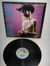 JOHNNY WINTER – Guitar Slinger – vinyl LP