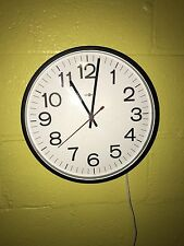 HOWARD MILLER GEORGE NELSON WALL CLOCK EAMES 622-820