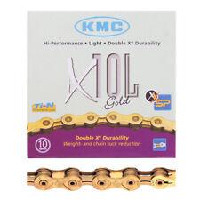 KMC Cadena 1 / 2X3/32 X10L Oro