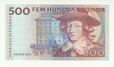 Sweden 500 kronor 2000 circ. @ low start