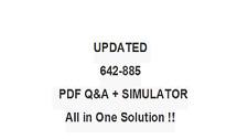 Deploying Cisco Service Provider Advanced Routing (SPADVOUTE) Exam QA+SIM