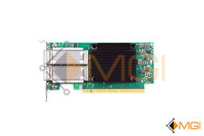 DELL CX-4 DUAL PORT 100G PCIE QSF ETHERNET NETWORK CARD LOW PROFILE // HWTYK