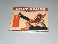 CHET BAKER - 1959 MILANO SESSIONS - DIGIPAK - NUOVO/NEW - CD 2003 - DP
