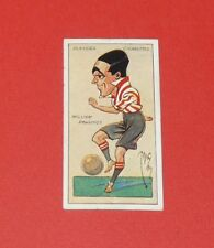 CIGARETTES CARD JOHN PLAYER FOOTBALL MAC 1927 RAWLINGS SOUTHAMPTON SAINTS