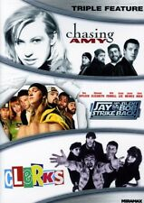 Chasing Amy / Jay and Silent Bob Strike Back / Clerks [New DVD] Ac-3/Dolby Dig
