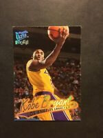 1996 Fleer Ultra #52 Kobe Bryant rookie.