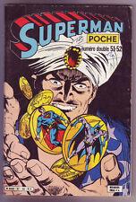 ! SUPERMAN POCHE N°51 / 52 en BON ETAT / TRES BON ETAT !