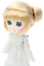 Petworks Sekiguchi Odeco Chan doll Teddy Bear Buns Wig Blonde