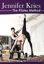 Jennifer Kries Master Trainer Video on DVD - Pilates Reformer