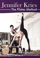 Jennifer Kries Master Trainer DVD - Pilates Reformer