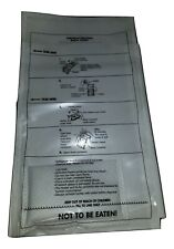10 Pack Flameless Ration Heaters FRH For MRE or Canned Foods