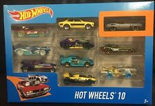 Hot Wheels Cars 1:64 Scale - 10 Pack