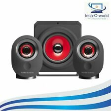 More details for mars gaming msx, pc speakers 35w, 5 multimedia modes, 2.1 subwoofer, 3.5 mm jack