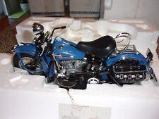 Harley Davidson 1948 Panhead - Franklin Mint